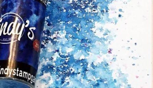 Lindy's Magical Shaker - Bavarian Blue