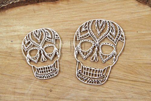 Mehendi - Skulls (4338)