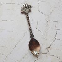 Vintage Black Cooper Spoons ~ 03 (C137)