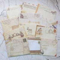Mini Vintage Envelopes (PA007)