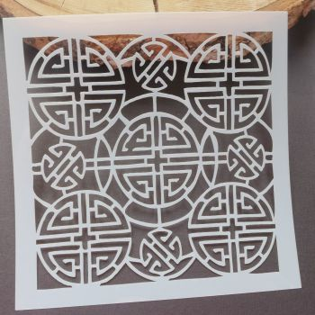 Stencil ~ Geo Circles