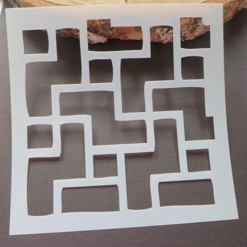 Stencil ~ Tetris