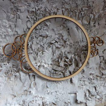 MDF Large Circle Frame (ADM001)