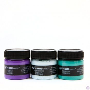 Prima Finnabair Art Extravagance Texture Fantasy Paste - Northern Lights