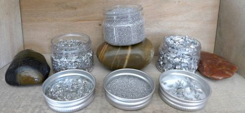 Artful Days, Textured Trio's - The Silver Set