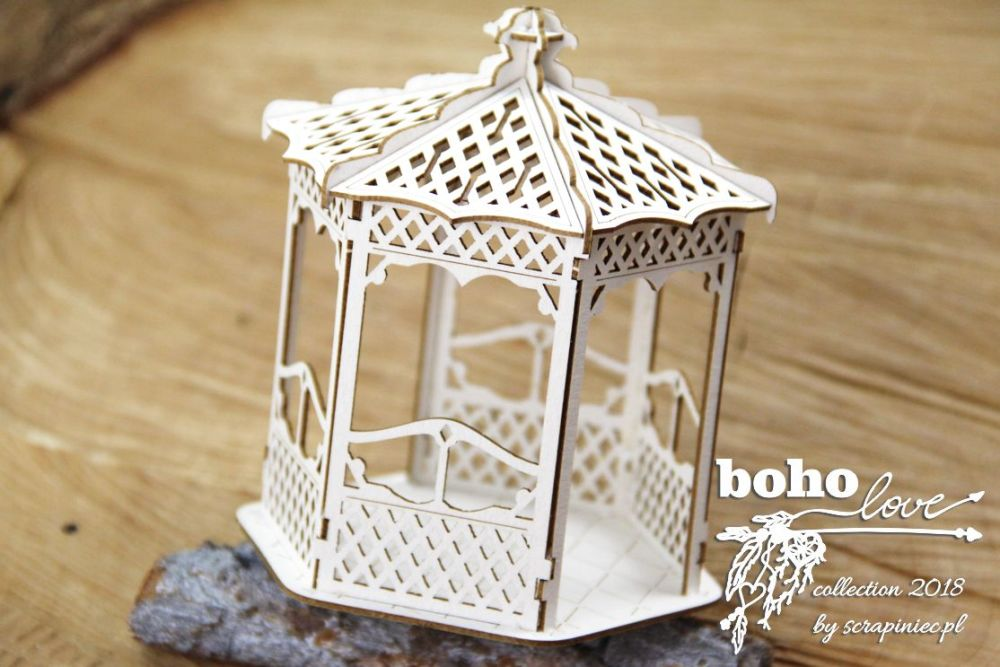Boho Love - Gazebo (5160)