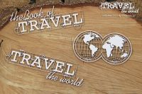 Travel The World - Globe Eng (4741)