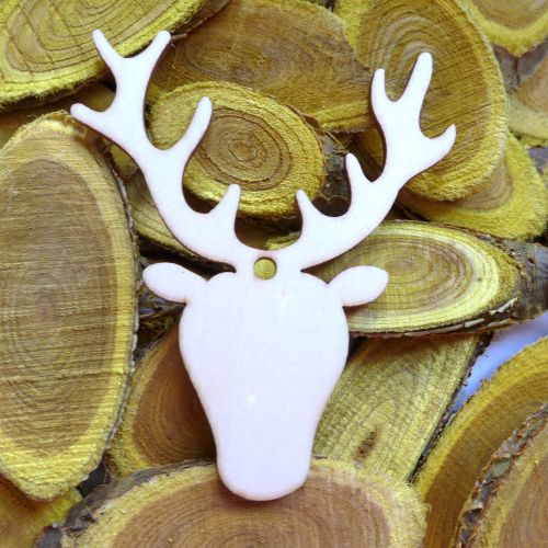 Reindeer Wooden Faces