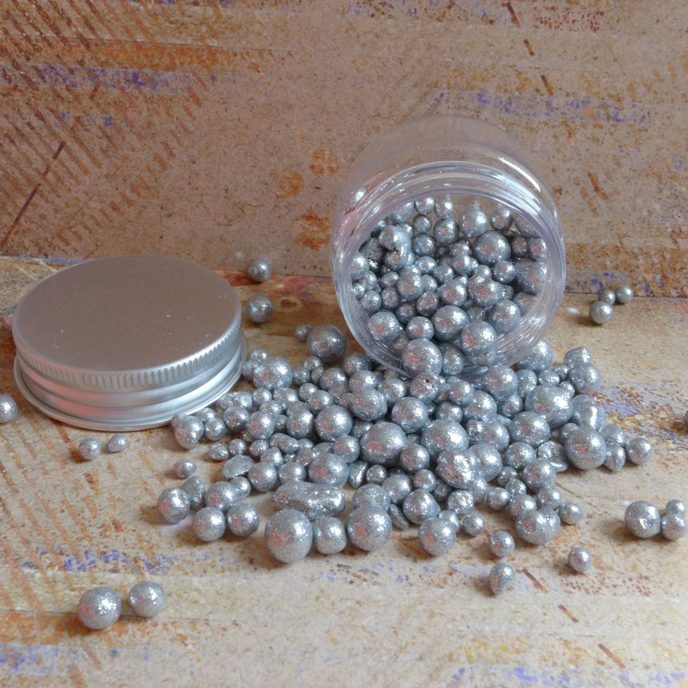 Artful Days Sparkle Sphere's - Silver