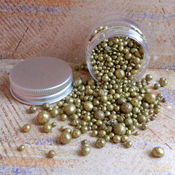 Artful Days Sparkle Sphere's - Gold