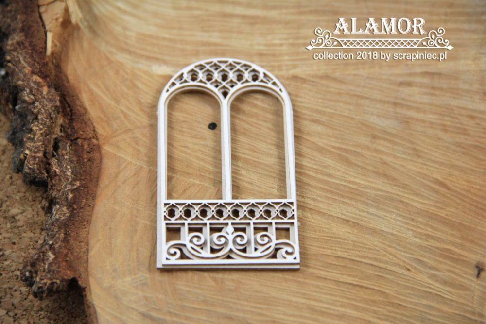 Alamor - 2 Layers Window (4937)