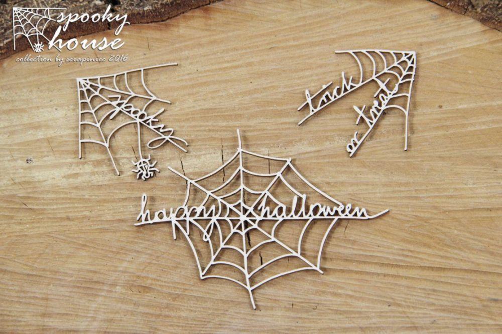 Spooky House - Web Scripts (4335)