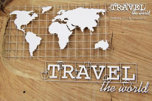 Travel The World - Map (4739)