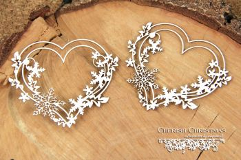 Cherish Christmas - 2 Hearts (5247)