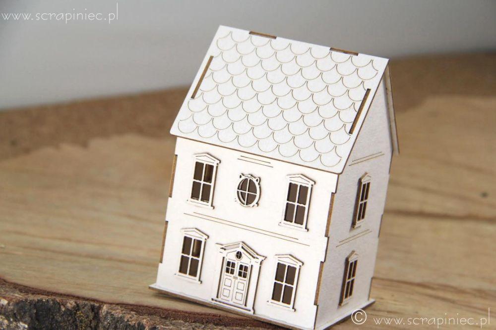 3D Tiny Family House (5288)