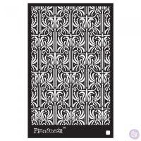 Prima Finnabair Stencil ~ Iris Tapestry