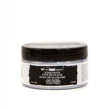 Art Extravagance - Icing Paste - Old Silver