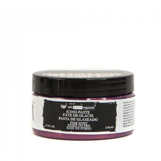 Art Extravagance - Icing Paste - Fire Ruby