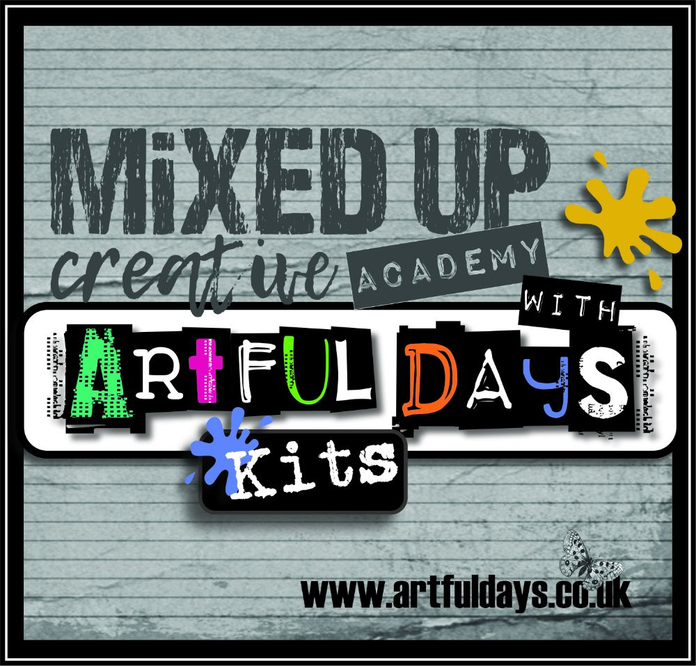 Artful Days & Mixed Up Creative Kits ~ March