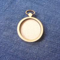 MDF Pocket Watch - Mini (ADM017)