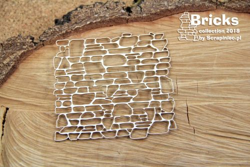 Bricks - Little Wall (4949)