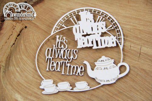 Wonderland - Always A Tea Time Frame (5382)