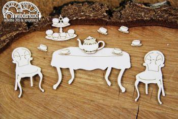 Wonderland - Tea Party (5393)