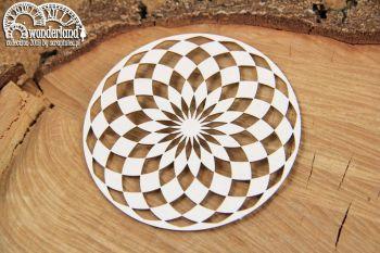 Wonderland - Round Cheeseboard (5383)