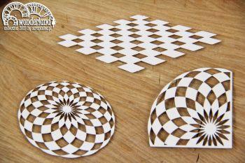 Wonderland - Chessboard Floors