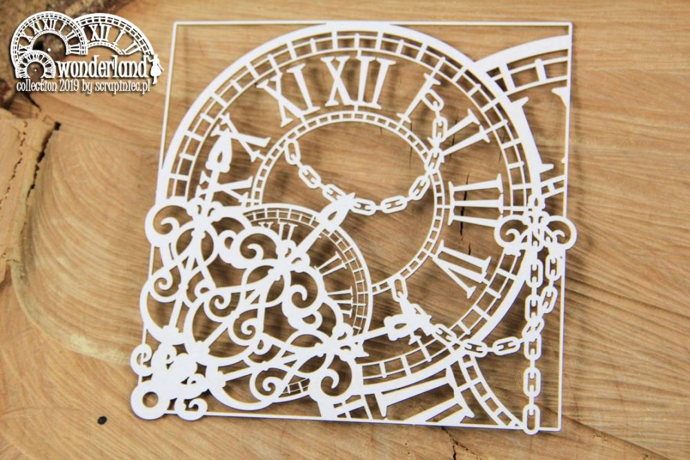 Wonderland - Clocks 02 (5370)