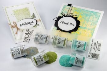 WOW Embossing Powder Trio - See You at the Beach *Sara Naumann Exclusive*