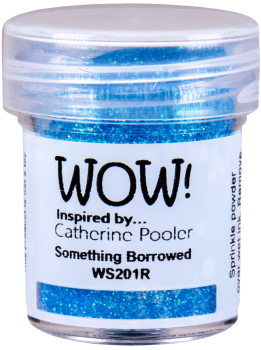 WOW Embossing Glitter - WS201 Something Borrowed *Catherine Pooler Exclusive*