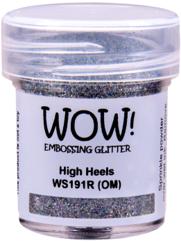 WOW Embossing Glitter - WS191 High Heels