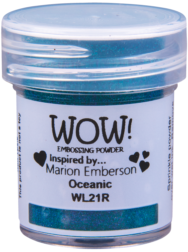 WOW Embossing Powder - WL21 Colour Blend Oceanic