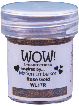 WOW Embossing Powder - WL17 Colour Blend Rose Gold