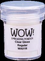 WOW Embossing Powder - WA01 Clear Gloss