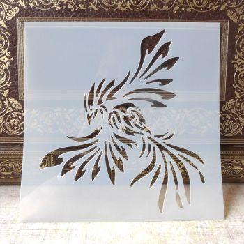 Stencil ~ Phoenix