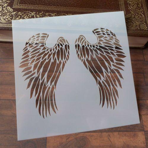 Stencil ~ Wings
