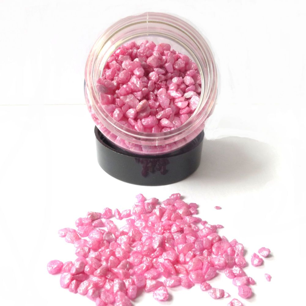 Artful Days Pearl Stones - Pink