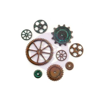 Prima Finnabair Mechanicals - Machine Parts