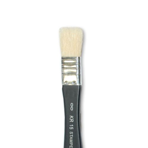 Stamperia Flat Head Brush No. 00