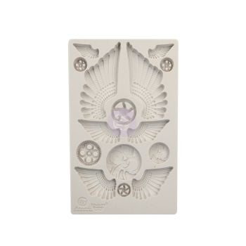 Finnabair Moulds - Cogs & Wings