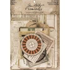 Idea-ology Tim Holtz Layers Collector (32pcs) (TH93553)