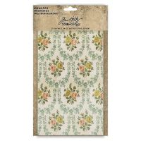 Idea-ology Tim Holtz Worn Wallpaper 5x8 Inch Sheets (TH93692)