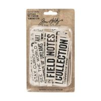Idea-ology Tim Holtz Quote Chips (58pcs) (TH93563)