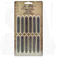 Idea-ology Tim Holtz Word Bands (12pcs) (TH93000)