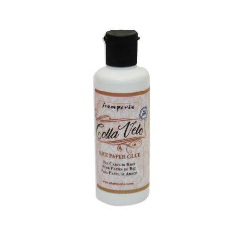 Stamperia Colla Velo Rice Paper Glue (80ml) (DC29M)