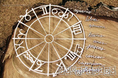 Zodiac - Big Wheel of Zodiac (5598)