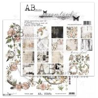 """Dreamland"" - Scrapbooking Paper 12 x12"" + 1 Bonus Sheet Set"