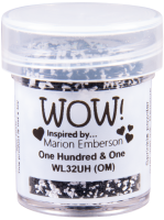 WOW Special Colour Embossing Power - WL32UH One Hundred & One